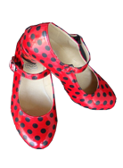 Flamenco Schoes
