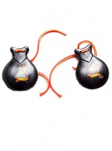 Castanets black small