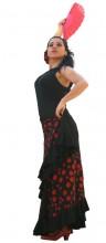 Flamenco dance dress for ladies