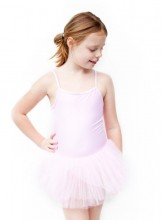 Child Leotard Tutu pink