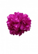 Flamenco Hair Flower violet