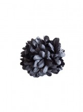 Flamenco Hair Flower black