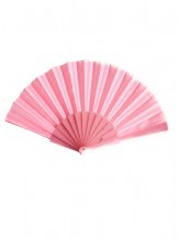 Flamenco Fan light pink