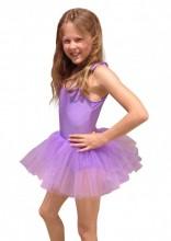 Child Leotard Tutu violet