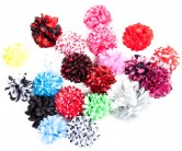 Flamenco Hair Flowers