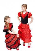 Spanish dresses Girls
