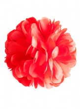 Hair Flower red XL