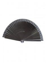 Spanish Fan black wood