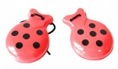 Spanish Castanets pink black