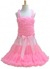 Princess Dress Yoana DeLuxe light pink