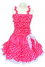 Princess Dress Naoma DeLuxe Pink White