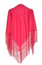 Flamenco Shawl bright Pink
