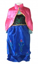 Anna Frozen Deluxe dress