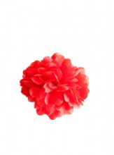 Flamenco Hair Flower red