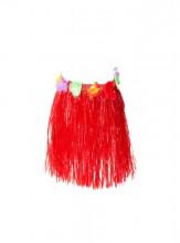 Spanish Fiesta Skirt red