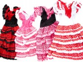 Spanish Flamenco Dresses