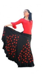 Spanish Flamenco Skirts