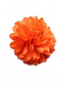 Flamenco Hair Flower orange