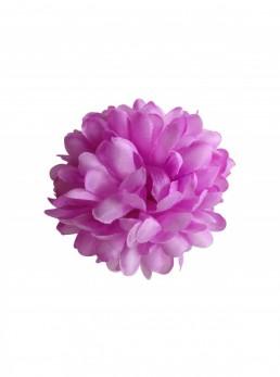Hair Flower light violet
