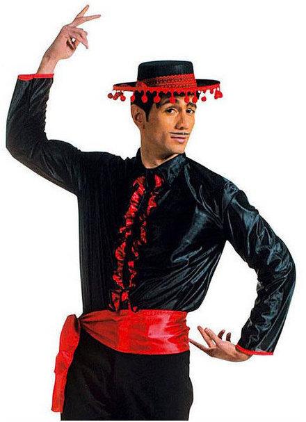 Mens Flamenco Dance Shoe